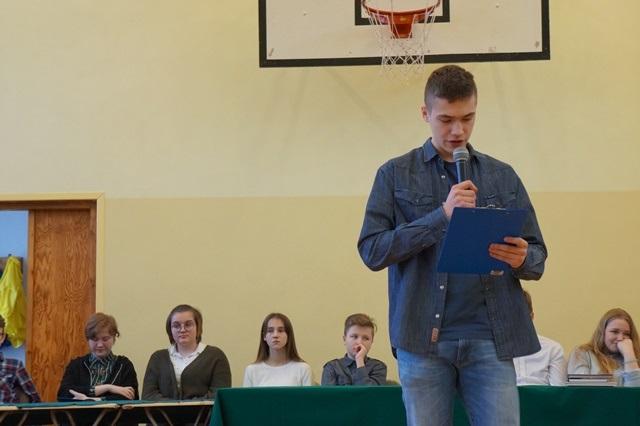 Apel Samorządu Uczniowskiego